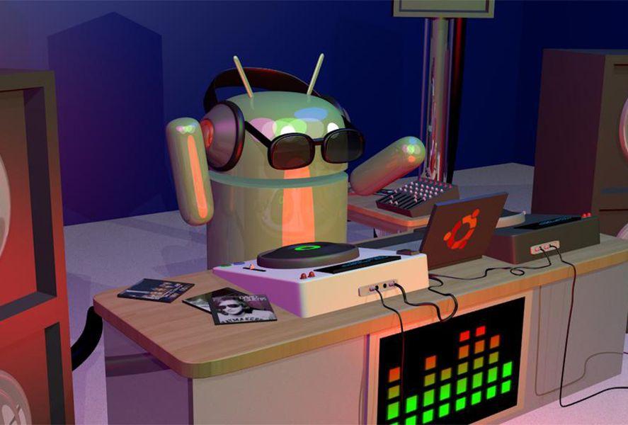 DJ app Android