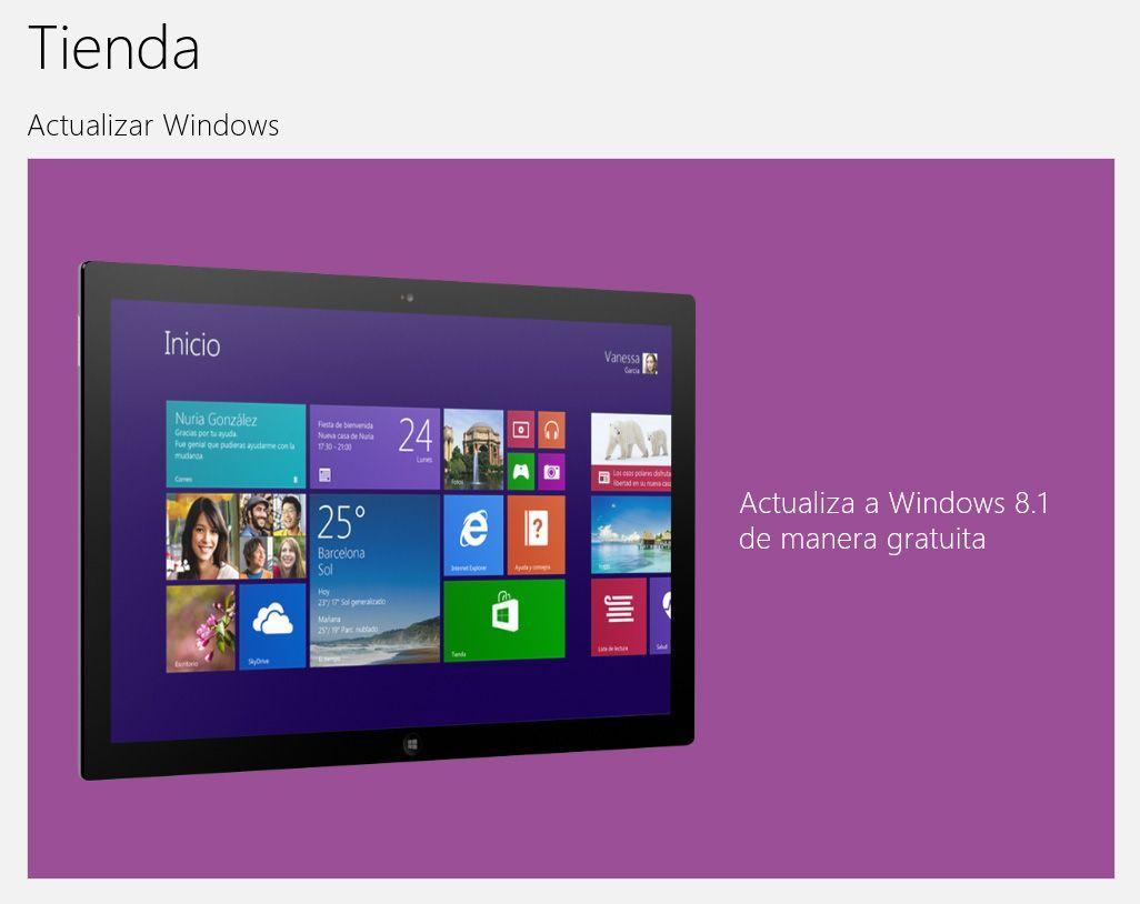 Descargar Windows 8-1