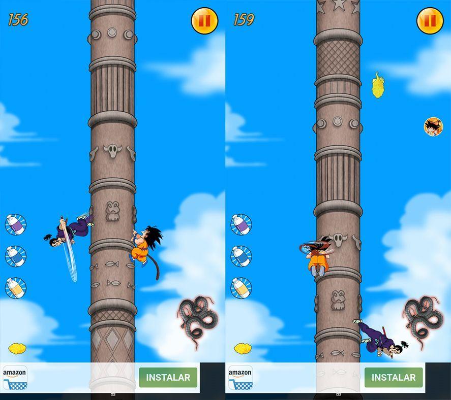 Celebra El Dia De Goku Con Estos Juegos De Dragon Ball Para Android