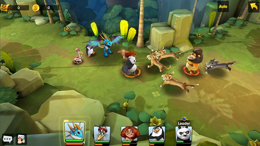 DreamWorks Universe of Legends mod and apk download for pc, ios and android