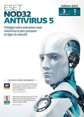 ESET NOD32 Antivirus 5.0.95