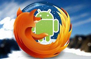Firefox para dispositivos Android