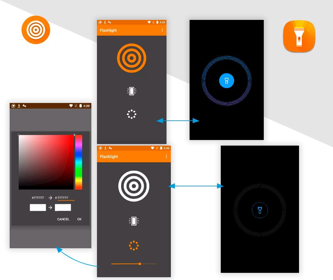 Flash 1 Simplifica tu móvil Android con estas apps 'open source'