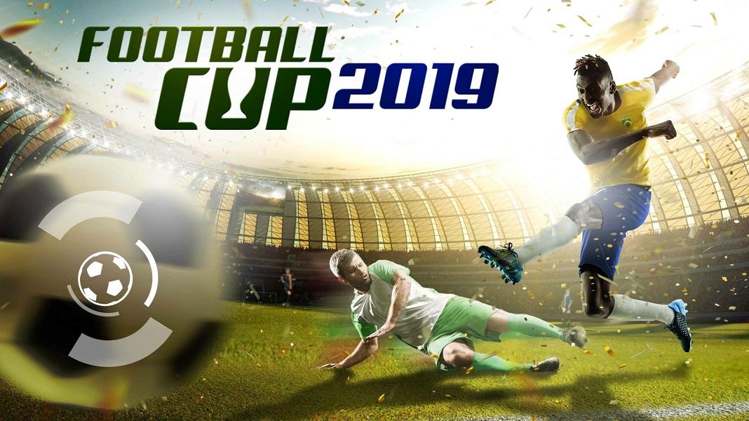 Football Cup 2019 - Portada