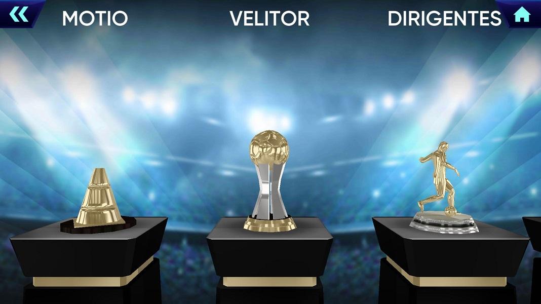 Football Cup 2019 - Trofeos