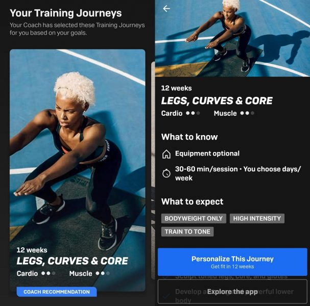 apps para entrenar en casa - Freeletics Bodyweight