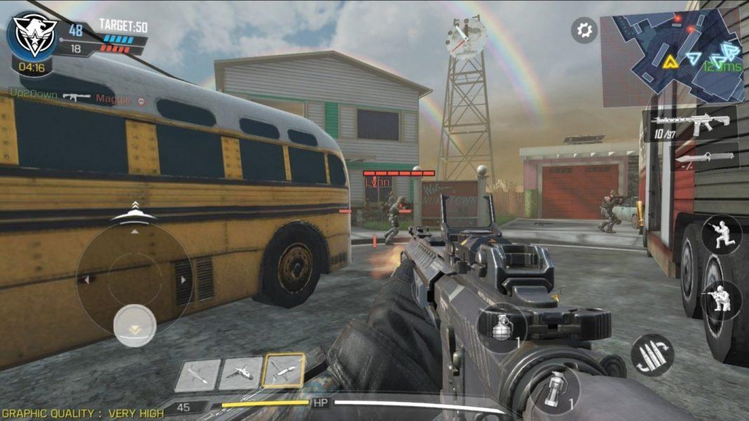 Call of Duty: Mobile en GameLoop