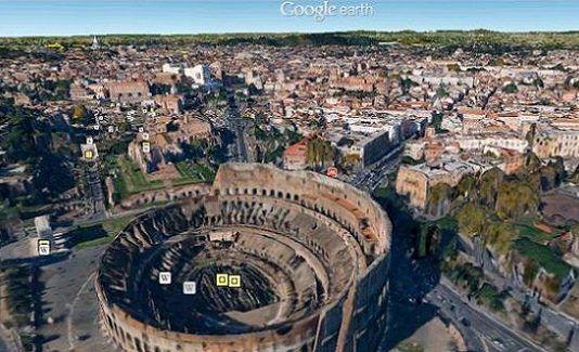 Google Earth se actualiza para iOS, y comienza la guerra con Apple por el mercado de los Mapas en 3D
