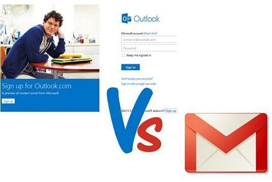 Google responde a Outlook.com incorporando una herramienta para el inicio de sesión múltiple en Gmail