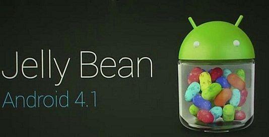 Jelly Bean, presentado oficialmente el Android 4.1 de Google
