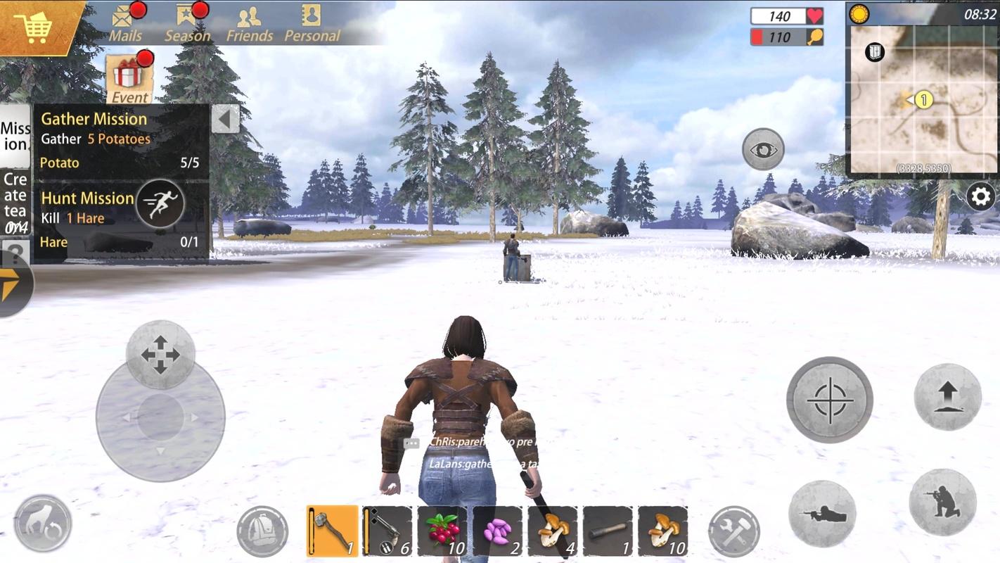 Last Island of Survival juegos de supervivencia