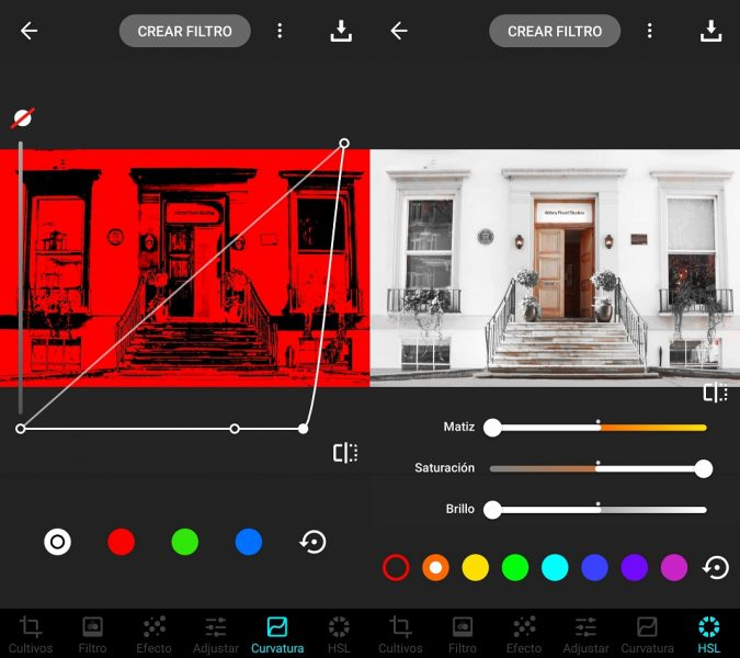 Lumii, a complete and free photo editor