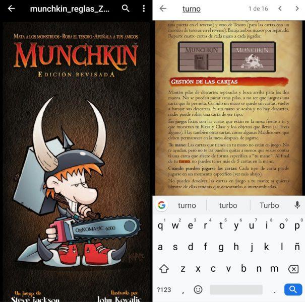 Mejores apps para leer PDFs- Viewer Google