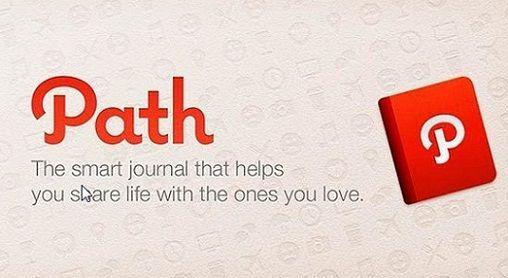 Path, la red social para la familia y los amigos más íntimos