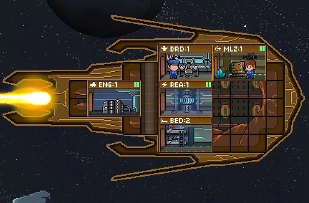 Pixel Starships