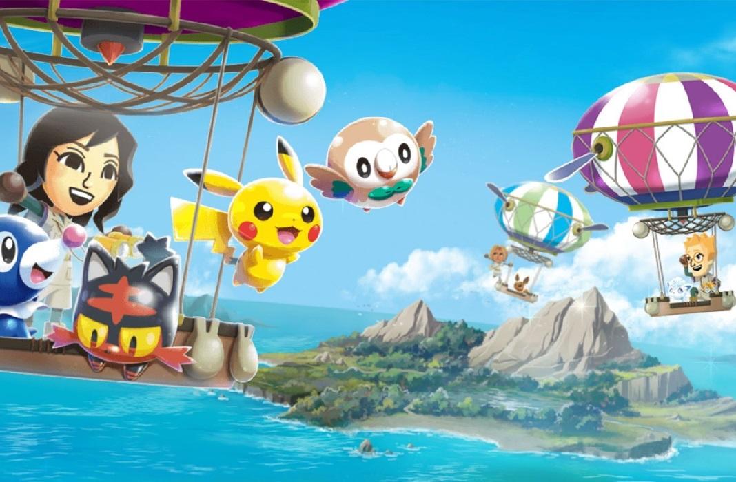Anunciado el nuevo juego para iOS y Android — Pokémon Rumble Rush