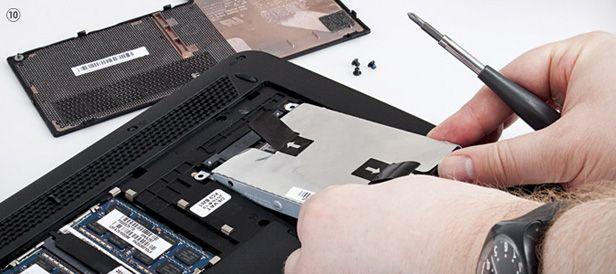 SSD-laptop