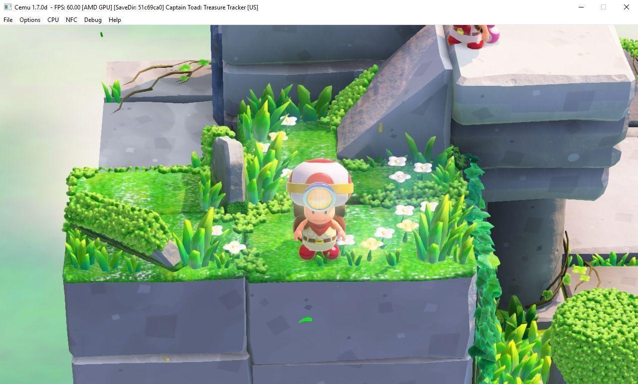 Cemu, an impressive Wii U emulator for Windows