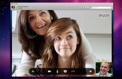 Skype para Mac se actualiza a la versión 5.6