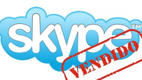 Skype vendido a Microsoft
