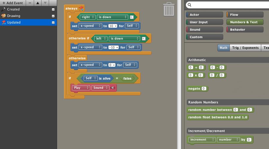 Stency scripting Herramientas para crear videojuegos en Android
