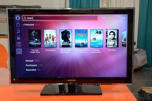 Ubuntu TV, la televisión inteligente de Linux