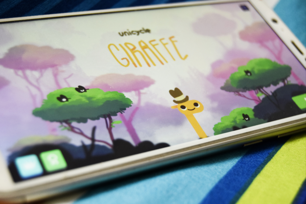 Unicycle-Giraffe-android