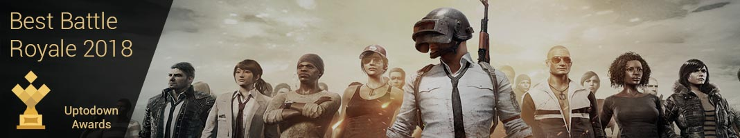 Uptodown awards 2018 pubg The top Android games of 2018