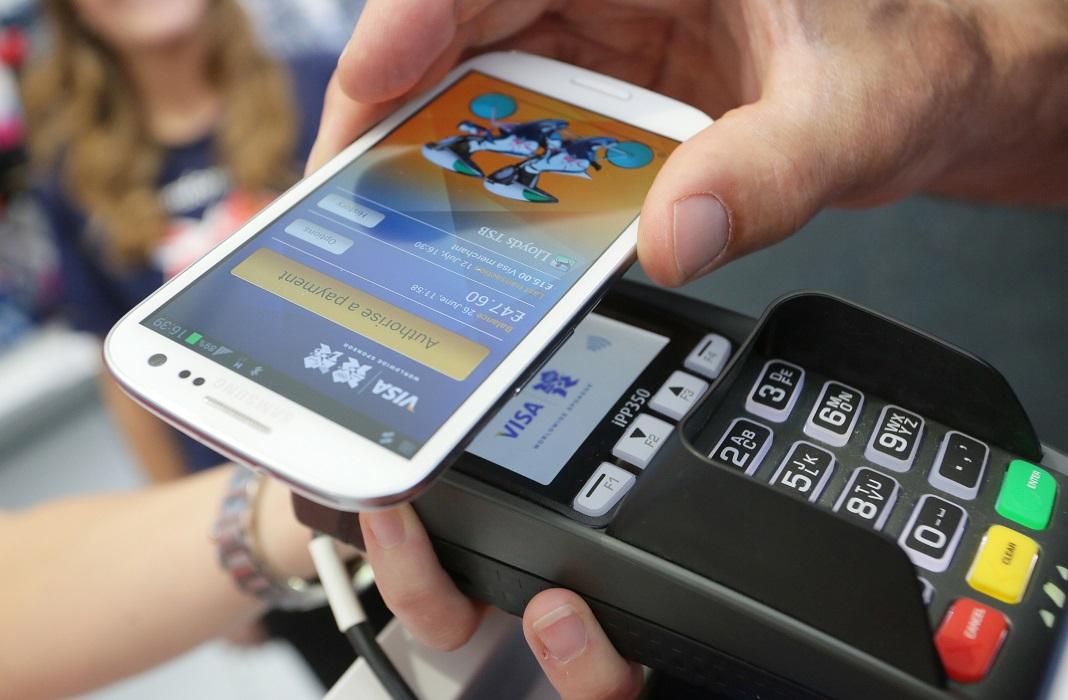 Usos del NFC - Pagos móviles