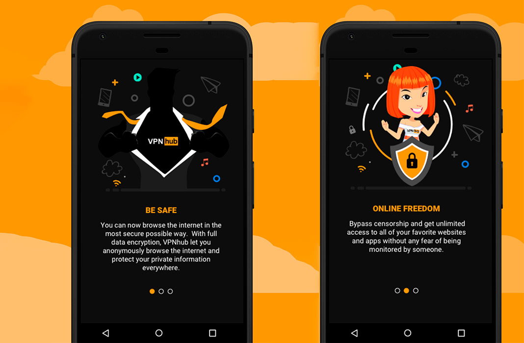 VPNhub featured 1 The top 10 Android apps of the month [May 2018]