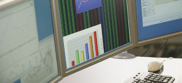Varios Monitores cabecera