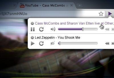 Video Controller, una extensión de Chrome para controlar los videos de YouTube desde la barra de herramientas