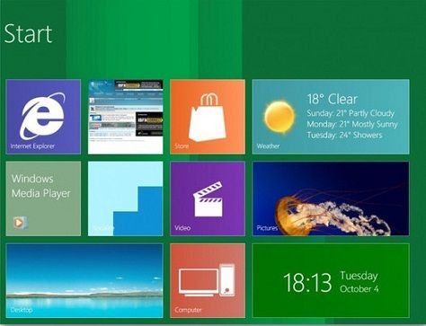 Windows 8 UX Pack, transforma tu Windows 7 en Windows 8