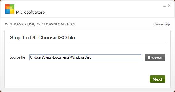 Windows-USB-DVD-tool