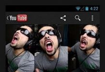 YouTube 4.1.23 para Android