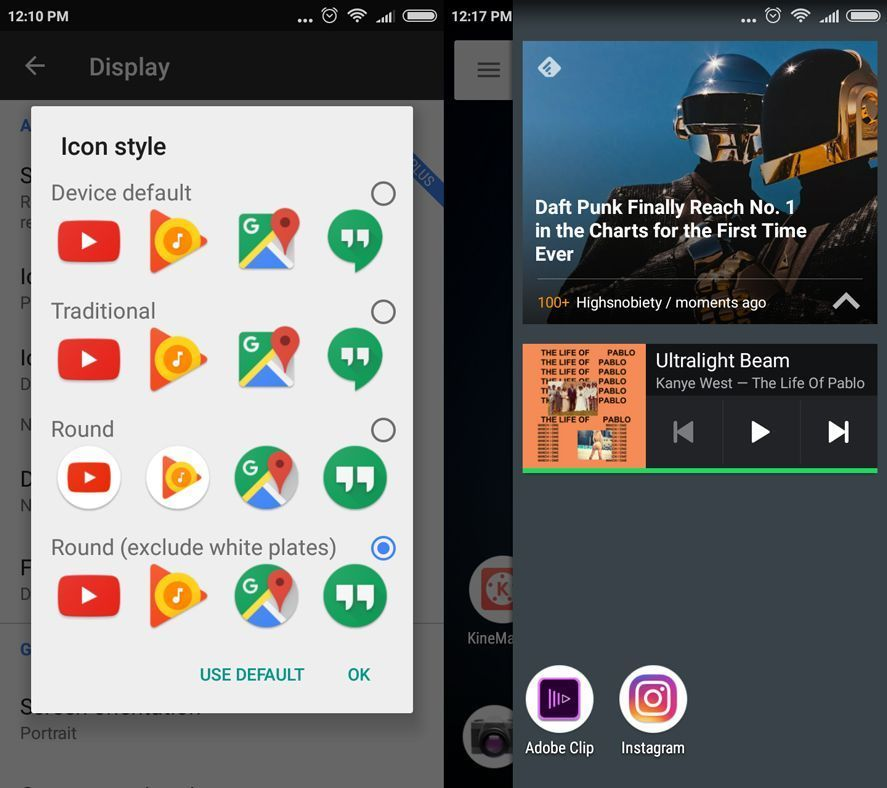 Make your Android look prettier with Action Launcher