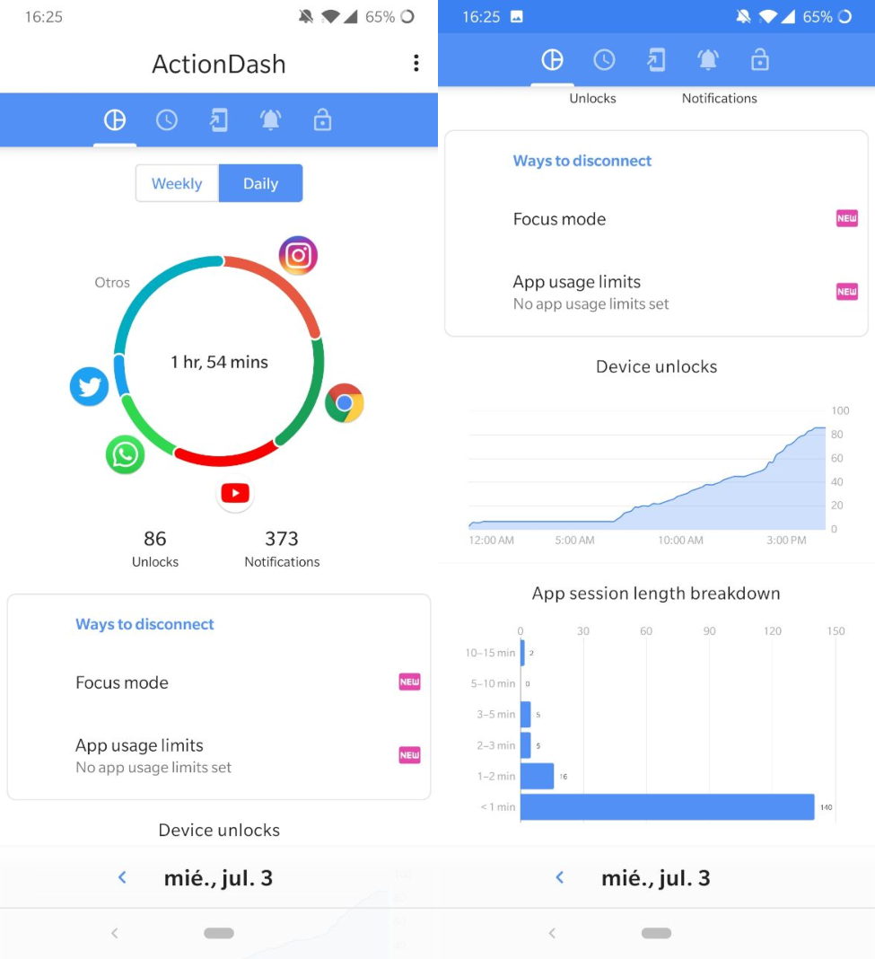 actiondash-android