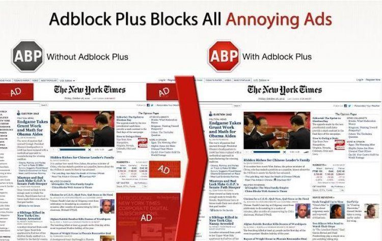 adblock-plus chrome