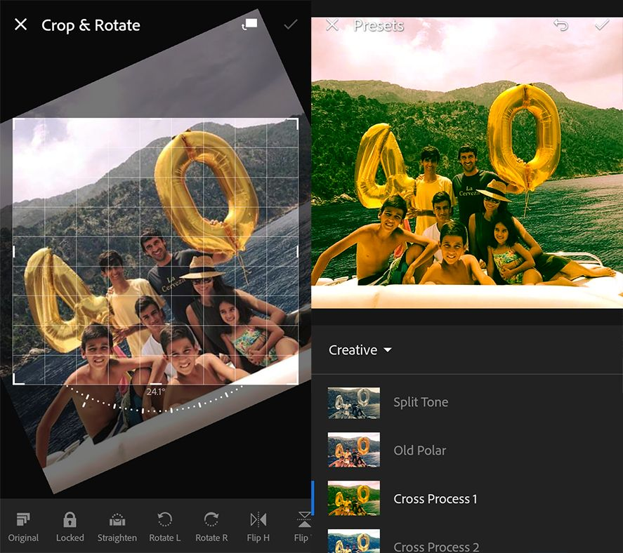 adobe photoshop lightroom screenshot 1 en 10 useful features in Adobe Photoshop Lightroom for Android