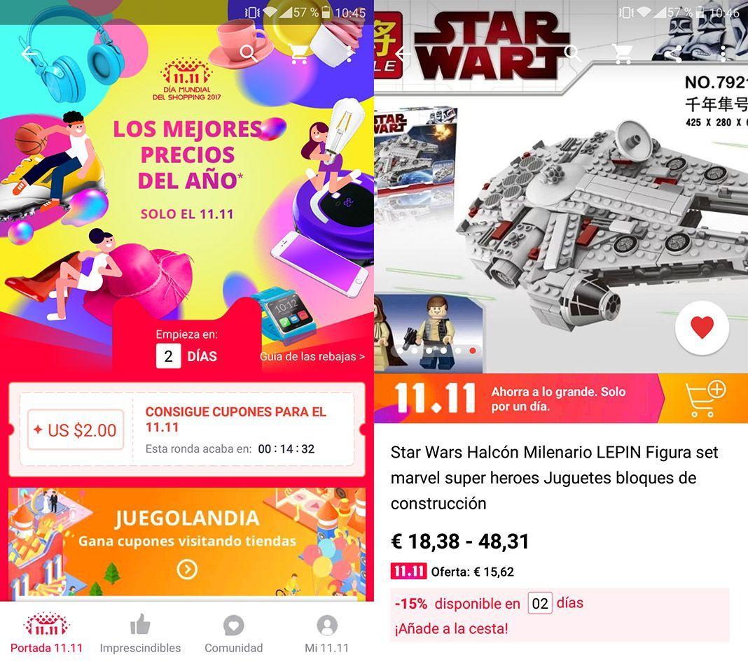 aliexpress android Por qué es mejor comprar en Aliexpress a través de su app oficial