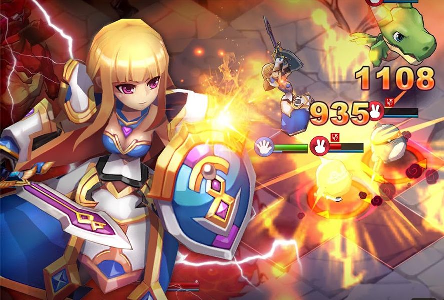 alternativas a Fire Emblem Heroes en Android