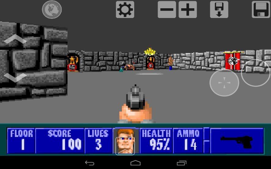 android pc screenshot 8 Diez ports de videojuegos clásicos para PC en Android