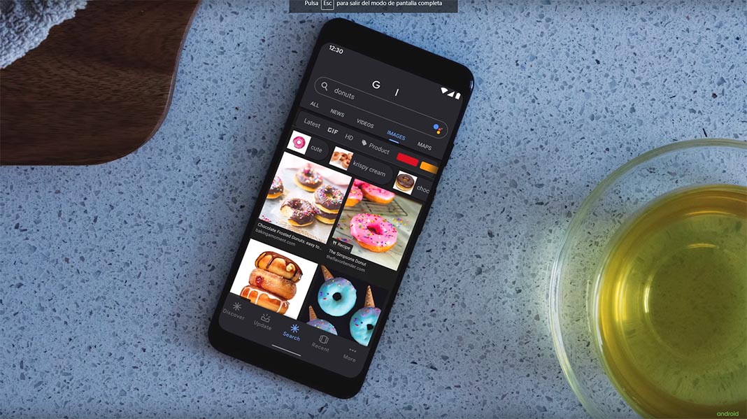 android q dark mode 10 new features that will be included in Android Q