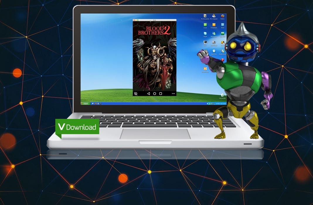 andy featured ¡Mucho ojo! El emulador de Android Andy mina criptomonedas en tu PC