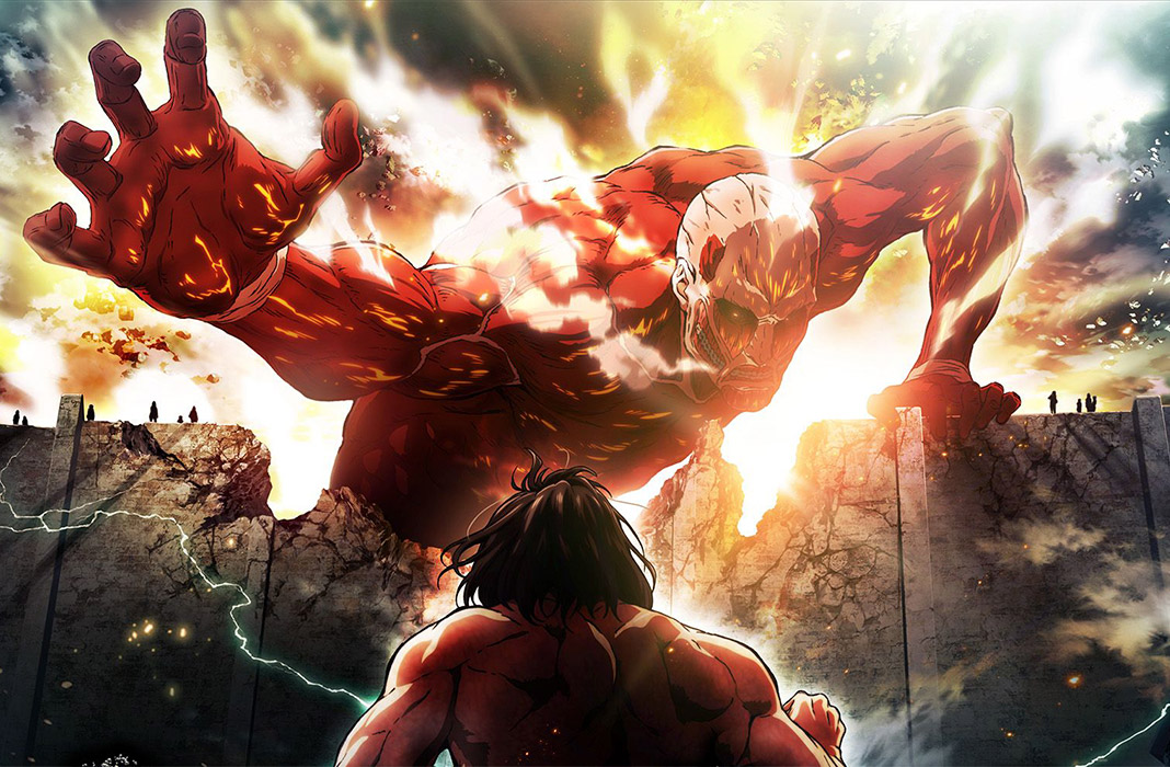 Attack on Titan – Dedicate Your Heart