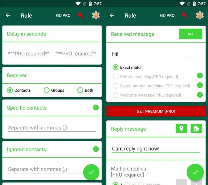 autoresponder for wa Cómo activar un contestador en WhatsApp