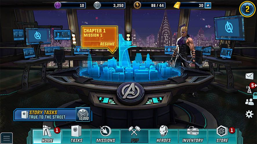 Play Pubg Mobile With Hd Graphics On Mid Range Phones: Marvel Avengers Alliance 2 [APK] Play Now