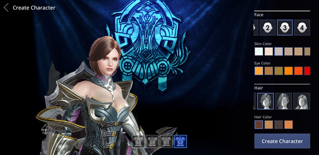 axe screenshot 1 Ya disponible globalmente AxE: Alliance vs Empire, el nuevo MMORPG de Nexon