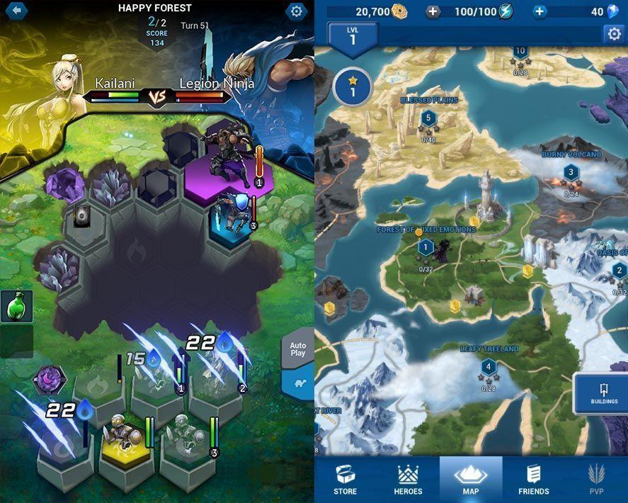 battle breakers screenshot 1 Battle Breakers, el nuevo juego de los creadores de Infinity Blade