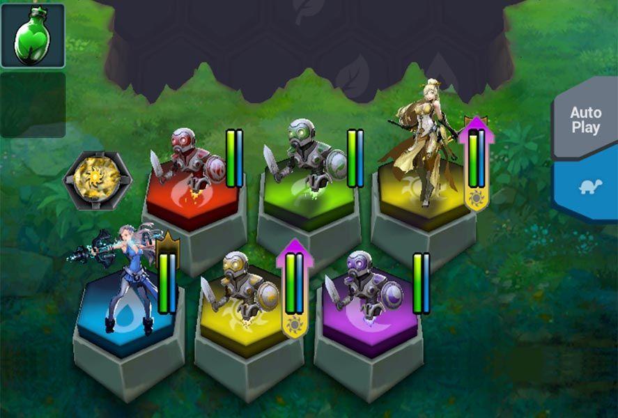 battle breakers screenshot 2 Battle Breakers, el nuevo juego de los creadores de Infinity Blade
